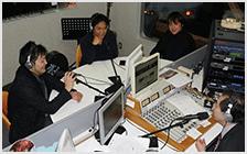 「喜多方シティFM」出演