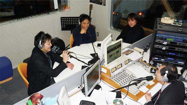 喜多方シティFM出演